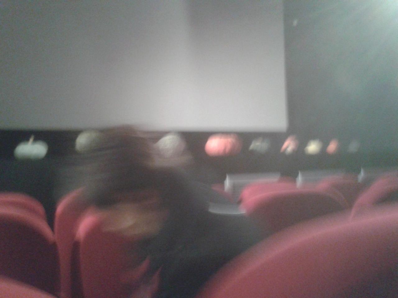 Les courges en déco au cinéma d'Altkirch